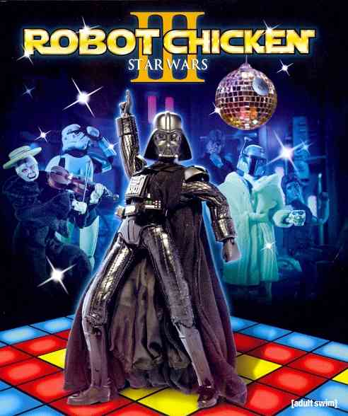 ROBOT CHICKEN STAR WARS 3 BY ROBOT CHICKEN (Blu-Ray)